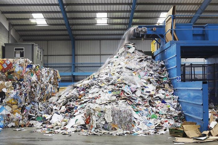 Empresa Especializada em Reciclagem