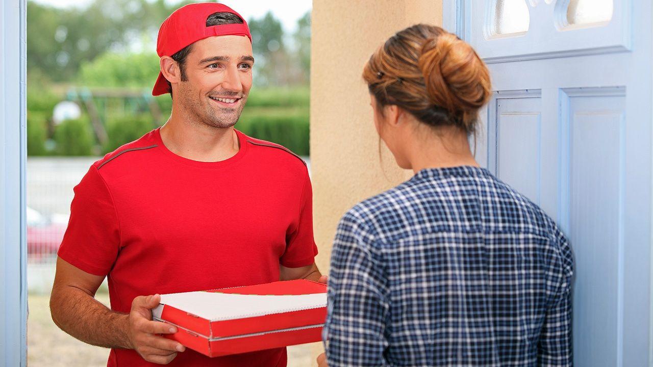 comida delivery