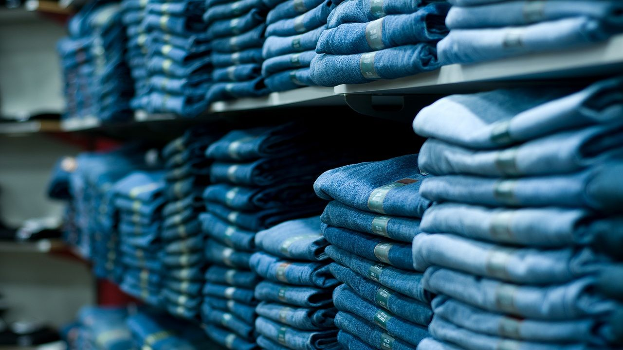 revenda de roupas