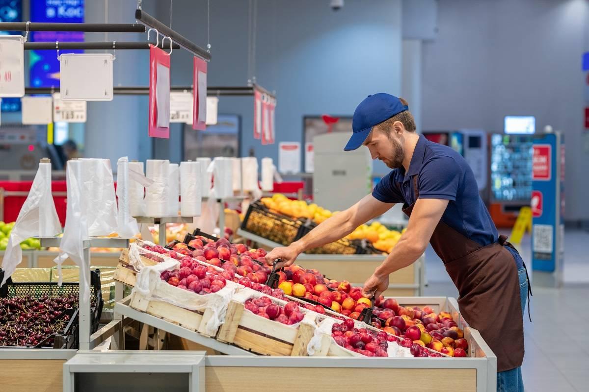 margem de lucro da frutaria