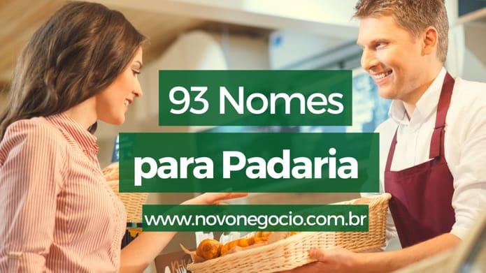 Nomes para Padaria: + de 93 sugestões que você vai adorar
