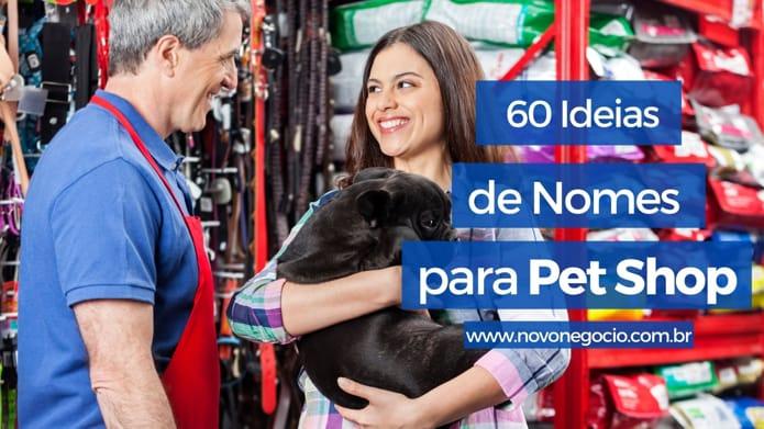 Nomes para Pet Shop: 55 ideias de nomes para você se inspirar