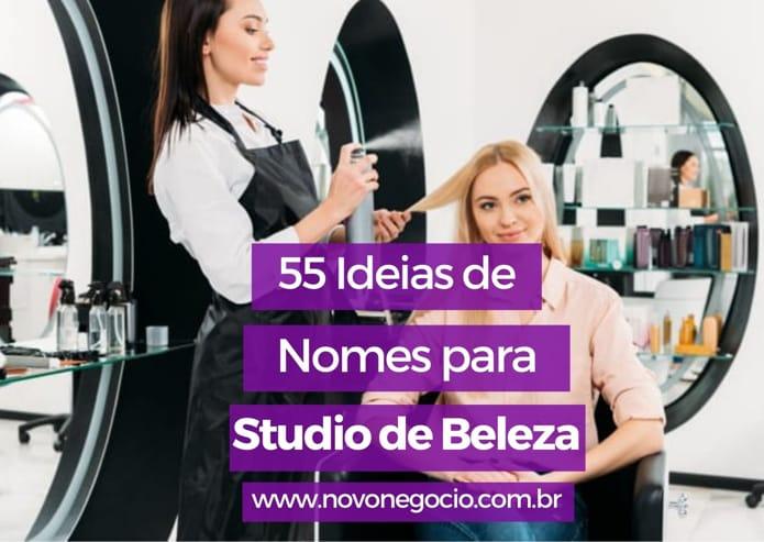 Nomes para Studio de Beleza: 55 ideias para ajudar na sua escolha